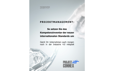 Thinkpaper Projektmanagement